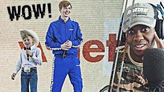 Yodeling Kid Mason Ramsey Performs at Coachella! NiQs Reaction
