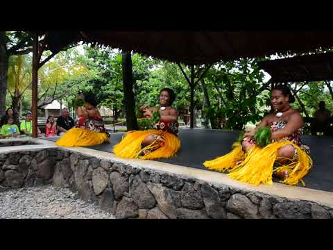 Fiji Village, Polynesian Cultural Center, Laie, HI 2017