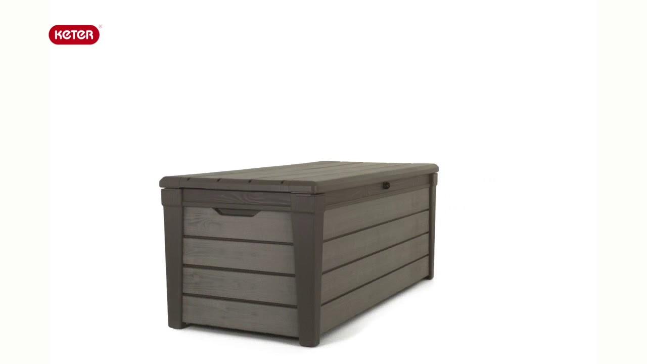 brushwood garden storage box - Garden Storeage Boxes