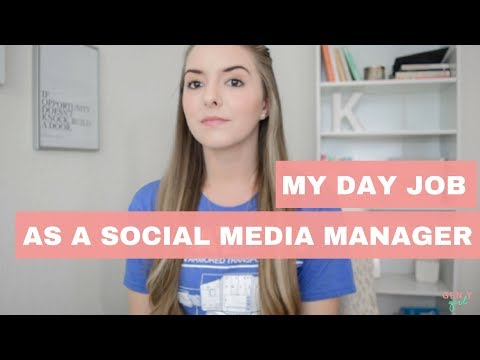 Gen Y Girl | My Day Job As A Social Media Manager + Copywriter