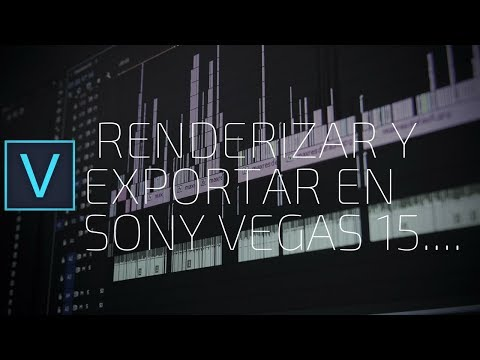Sony vegas the best render video option for audio
