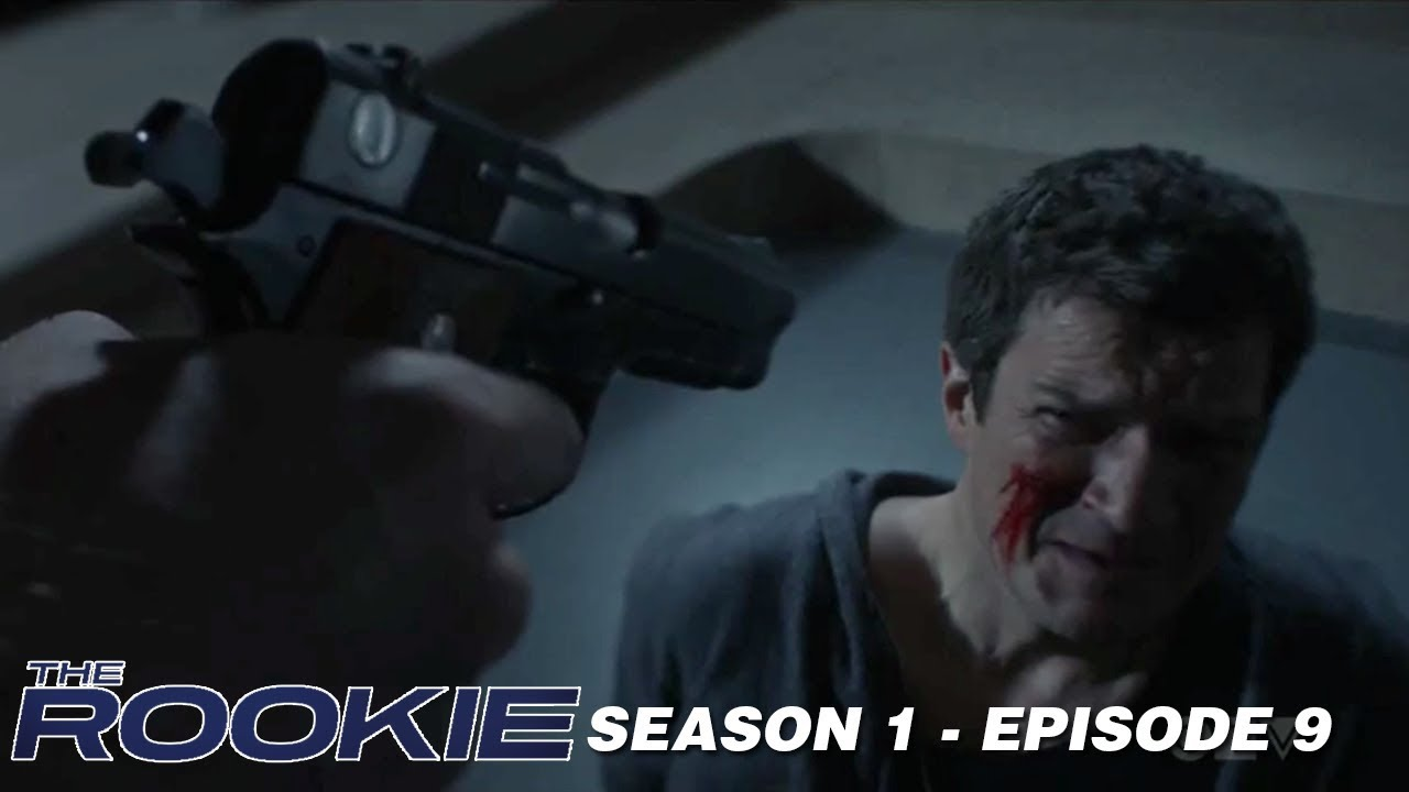 Download The Rookie: 1x9 – Nolan vs The Intruder