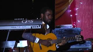 Christmas medley Phillip Uzo classical guitar 1