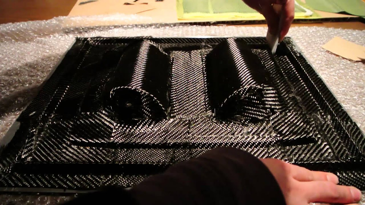 Tutorial Out Of Autoclave Prepreg Carbon Fiber Fibre Part