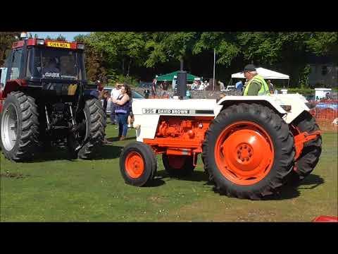 Yelverton Tractor Road Run May 20, 2018