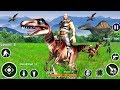 ► Dino Hunting Free (CoveTech Games) parasaurolophus,Triceratops,Diplodocus Shooting Android