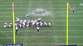 Ryan Succop game winning field goal  titans against Kansas city chiefs amazing drive to win the game