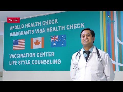 Immigration Health Check In Ahmedabad Apollo Hospitals - Entrepreneurs Talk