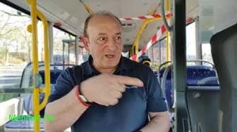 Mehmet Oe erzählt Busfahrer witze