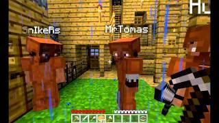 Minecraft Lost World: Серия 8 - Тайник, часть 1