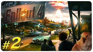 FALLOUT 4 Gameplay - Part 2 - Fists Fo