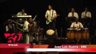"""W-52: Concierto Juan Luis Guerra 440 """"Todo tiene su Hora"""""""