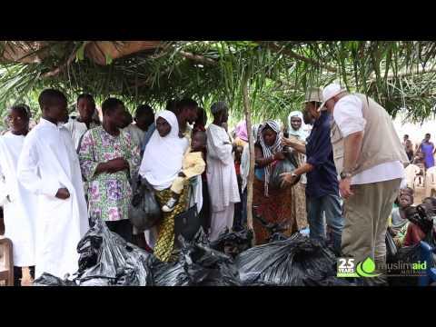 Togo-Ramadan Distribution 2014 | Muslim Aid Australia