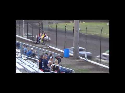 Stock Car Amain @ Hancock County Speedway 07/12/19