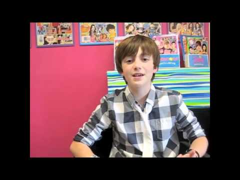 Greyson Chance @ Popstar! Talks About Meeting Lady GaGa!