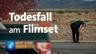 Tödlicher Unfall bei Dreharbeiten:  Alec Baldwin erschießt Kamerafrau