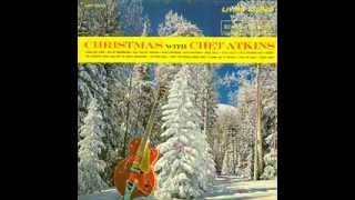CHET ATKINS  -    Christmas With -   Complete Album -   Happy Christmas !