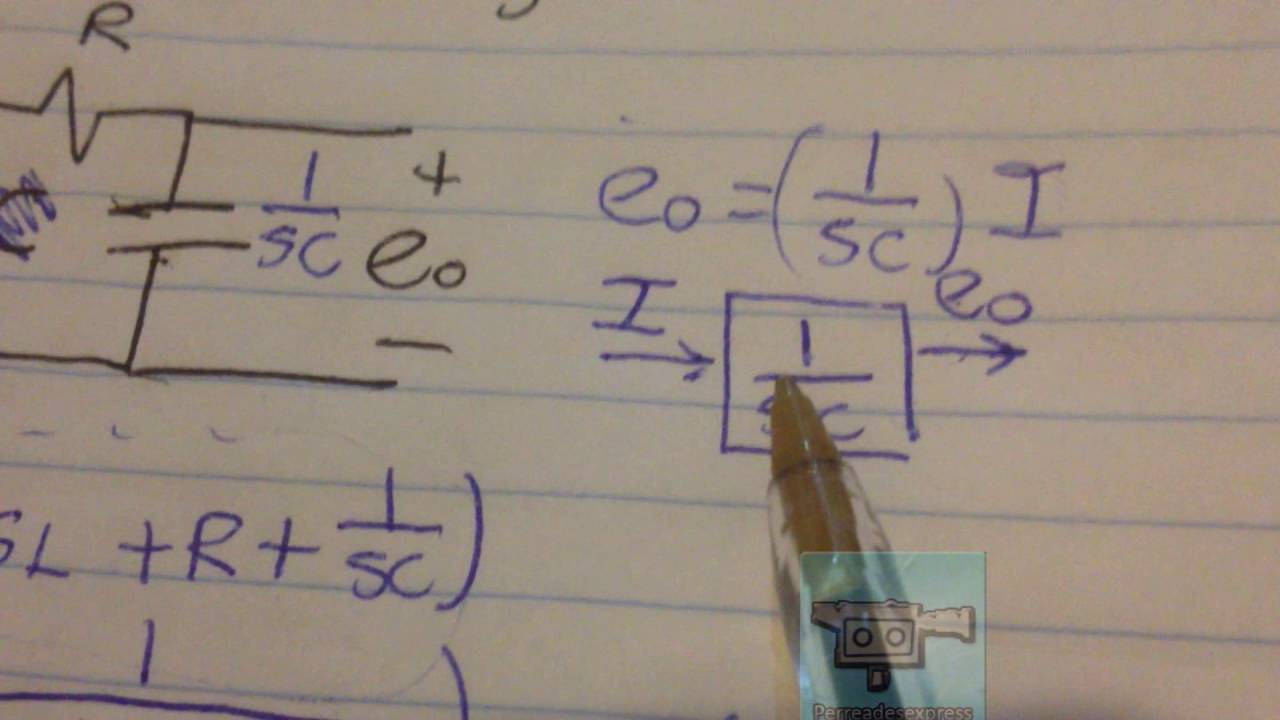 Circuito Electrico Simple Diagrama : Teoria de control diseÑo de diagramas de bloques de circuitos