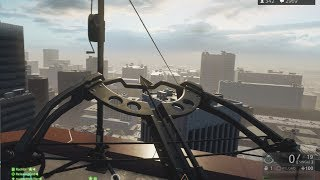 "BF Hardline GUNS, VEHICLES, ZIPLINE & BATON Gameplay PS4 ""Battlefield Hardline"""