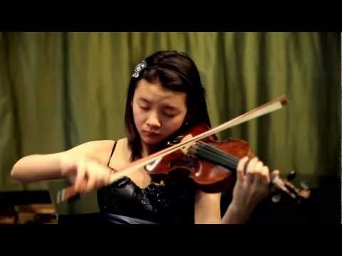 "SONATA in G Minor ""Devil's Trill"" Larghetto / Allegro energico (I) - G.Taritini , by Jennifer Jeon"