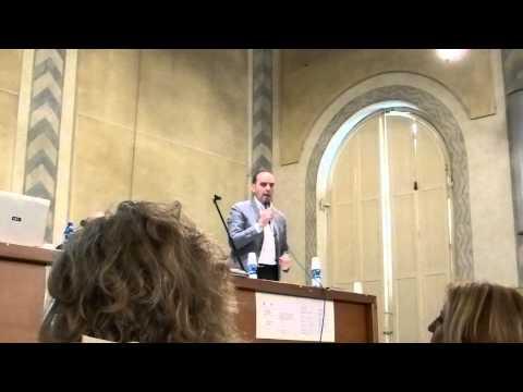 Davide Natale - Assessore Politiche Ambientali Comune della Spezia