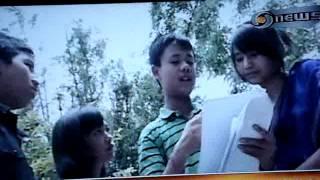 YOUNGEST FILM MAKER PRIYAKANTA LAISHRAM.....