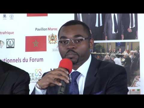 FAICT 2016 : Focus Gabon