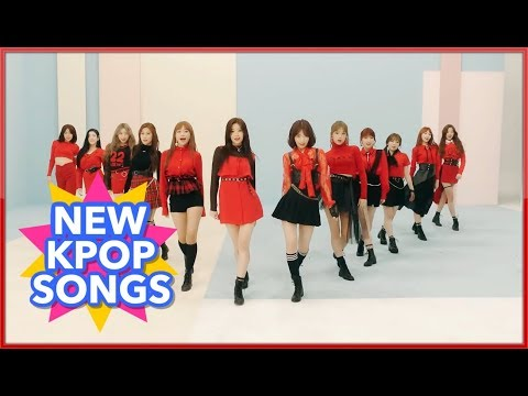 NEW K-POP SONGS | OCTOBER 2018 (WEEK 4)