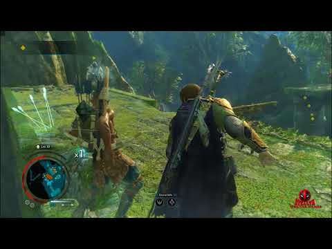 Shadow of War Stealth & BrutalKills Gameplay