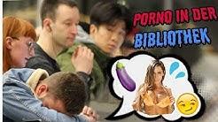 P*RNO IN DER BIBLIOTHEK 😏💦
