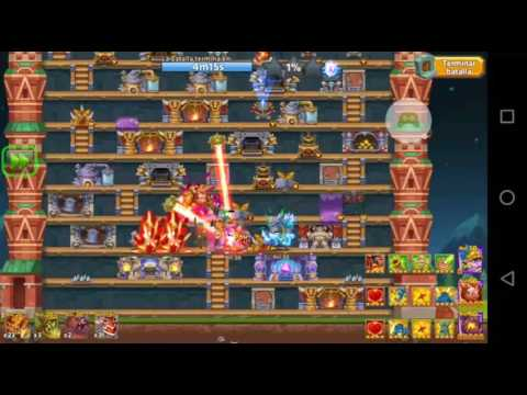 Monster Castle - new method of attack.