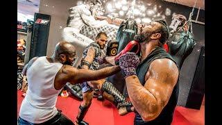 Bodybuilder meets K1 - Vito kämpft sich zurück