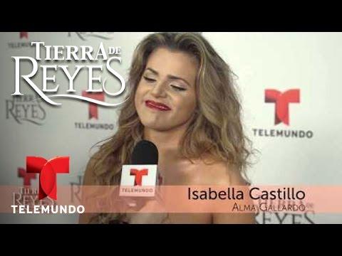 Tierra de Reyes | Los actores definen el lema de la novela | Telemundo Novelas
