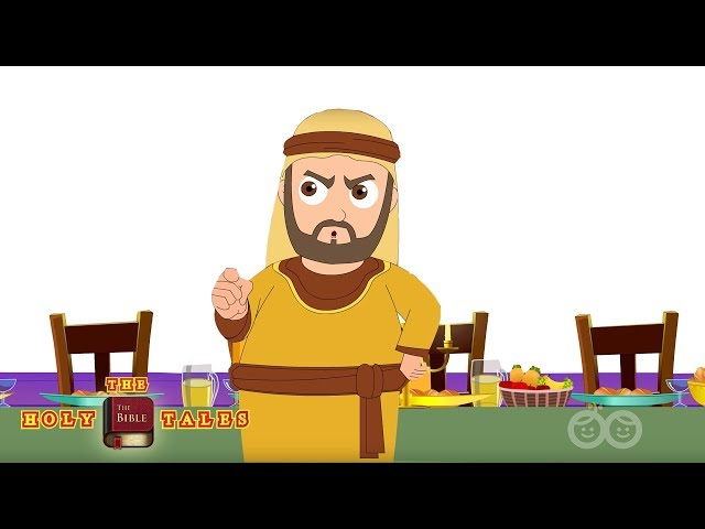 The Real Guests - Bible Stories For Children