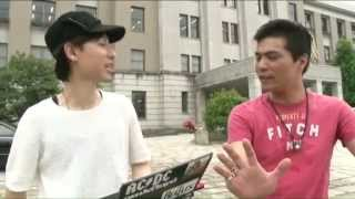 イナズマロックフェス2014のキャンペーン回りの西川貴教に1日密着放送...
