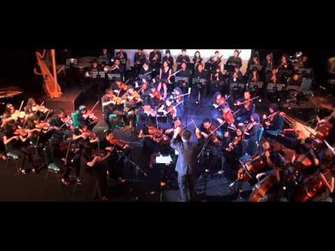 Andrew L. Webber: Selections From The Phantom Of The Opera. Michael Budiman. OSUI Mahawaditra, 2013