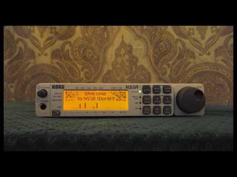 Korg NS5R Synthesizer