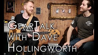 Dave Hollingworth | Dorje | Gear Interview