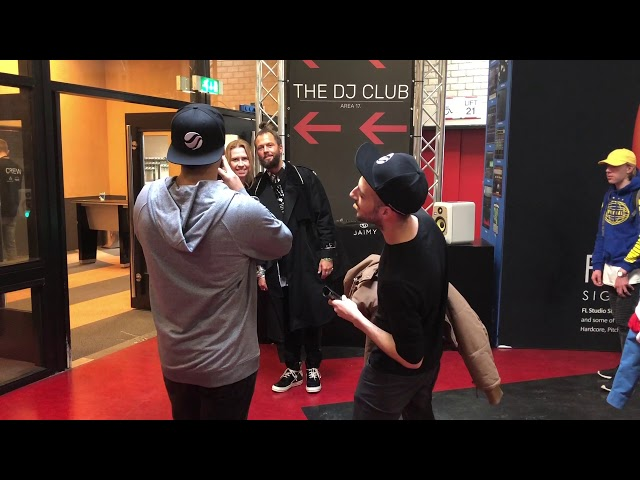 Dancefair Jaarbeurs Utrecht 2018