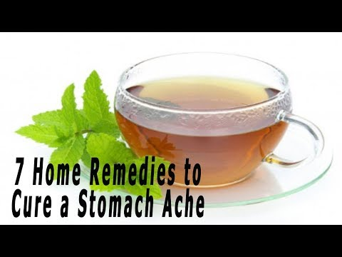 How to Cure a Stomach Ache – Top 7 Home Remedies to Cure a Stomach Ache Due to Nausea
