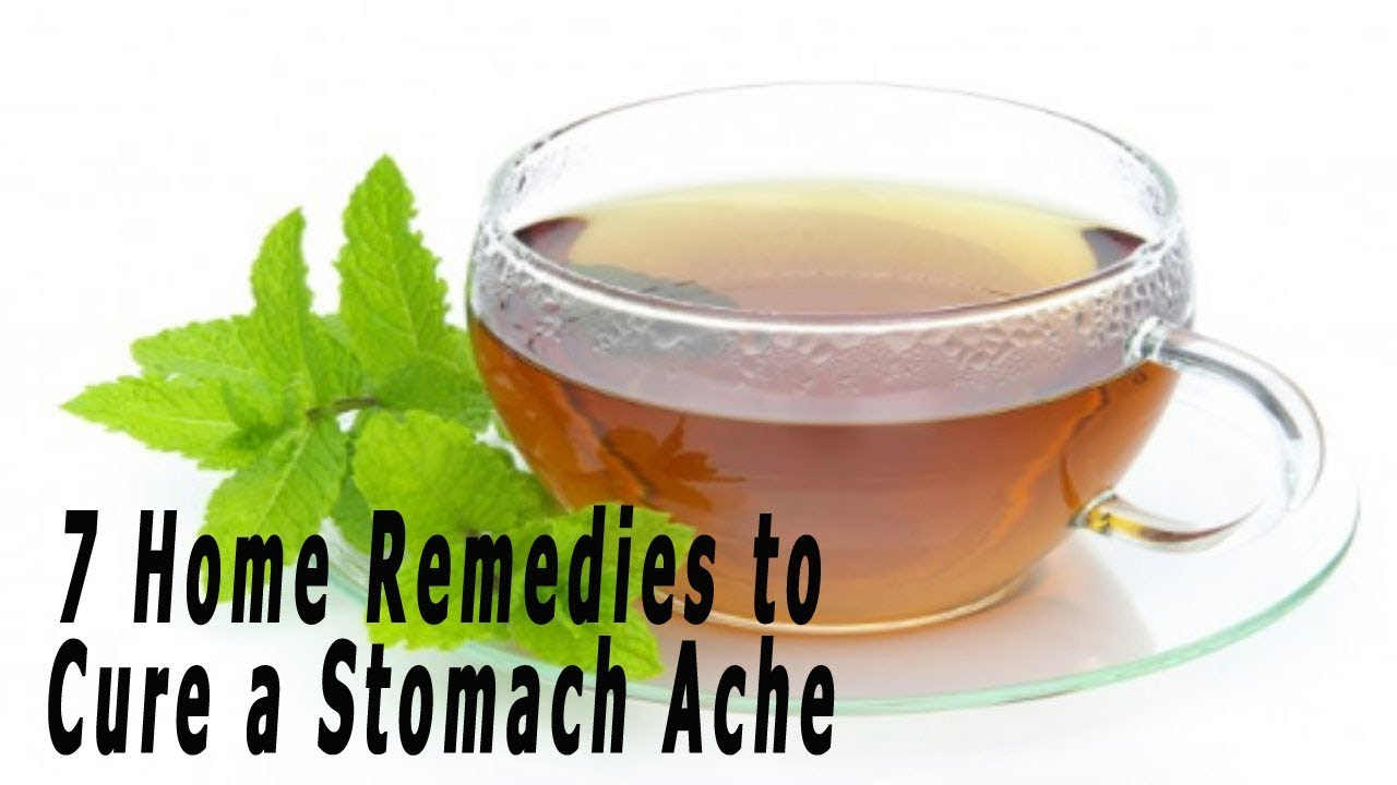 How To Cure A Stomach Ache Top 7 Home Remedies To Cure A Stomach