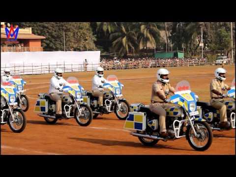 68th Republic Day Parade 2017 Mumbai | Shivaji Park, Dadar