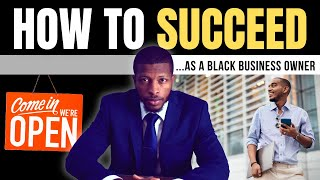 Black Business Owners - Here