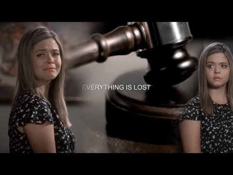 pretty little liars | everything is lost