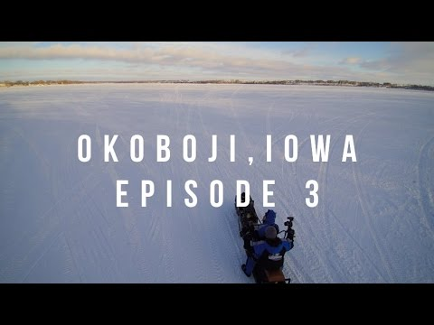 Okoboji iowa fishing with singvongsa brothers episode 3 for Iowa out of state fishing license
