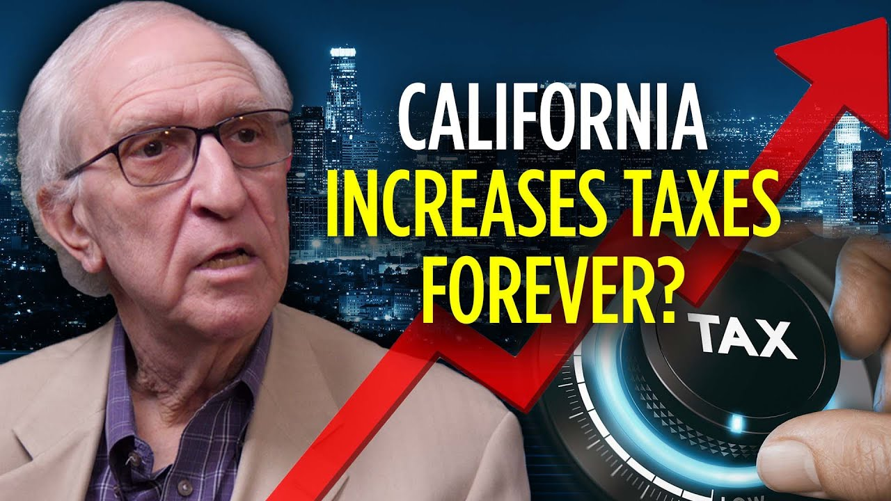 [Trailer] California Has the Highest State Taxes, What's Next | Joel Fox