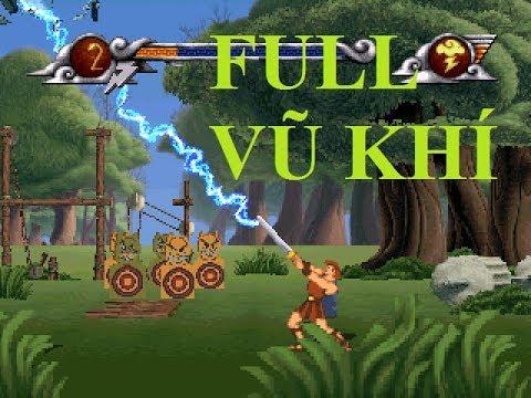 HACK GAME HERCULES | FULL VŨ KHÍ | CHEAT ENGINE (P2)
