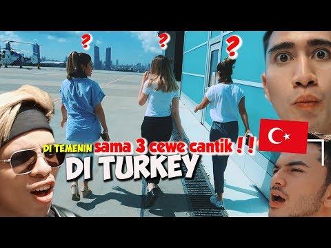 Sudah Tidak JOMBLO !! Nge Date Bareng MEREKA !! Di Turkey ..