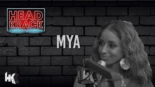 Mýa - Making her Music, Being Vegan, Random Questions (Part 2)