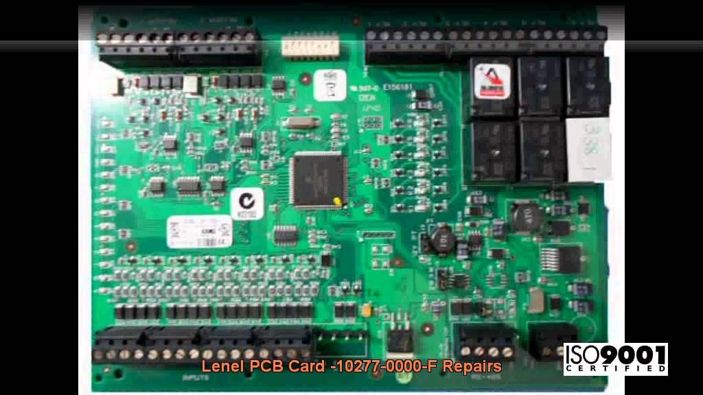 Lenel Pcb Card 10277 0000 F Repairs   Advanced Micro